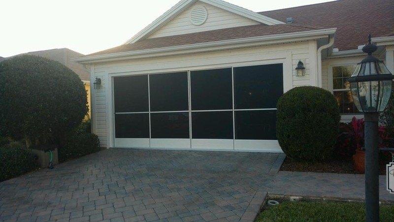 Garage Screens | Quality Screen & Aluminum