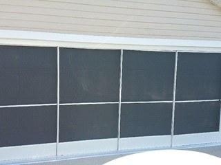 Garage Screens